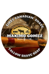 First Canadian Shave Soap Co. - Maximo Gomez Shave Soap - Prohibition Style