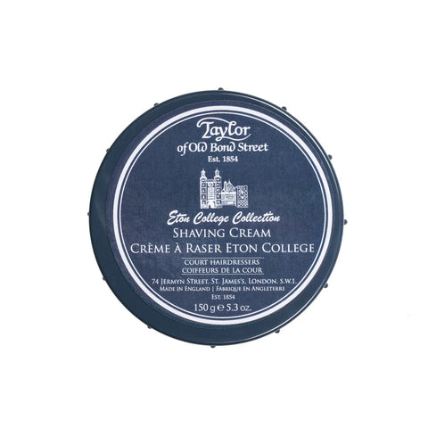 TAYLOR OF OLD BOND STREET SHAVING CREAM BOWL - ETON COLLEGE - Prohibition Style