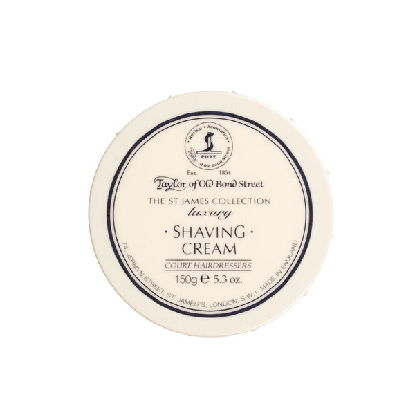 TAYLOR OF OLD BOND STREET SHAVING CREAM BOWL - ST. JAMES - Prohibition Style