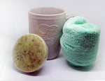 Hot Beverage Soap Set - Wild Rose Crafts - Coffee - Hot Chocolate - Tea - Prohibition Style