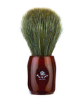 VIE-LONG PELEON HORSE HAIR SHAVING BRUSH, RED HANDLE - Prohibition Style