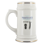 Prohibition Style - Wet Shavers Beer Stein - Prohibition Style