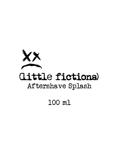 Ariana and Evans - (little fictions) Aftershave Splash & Skin Food - Prohibition Style