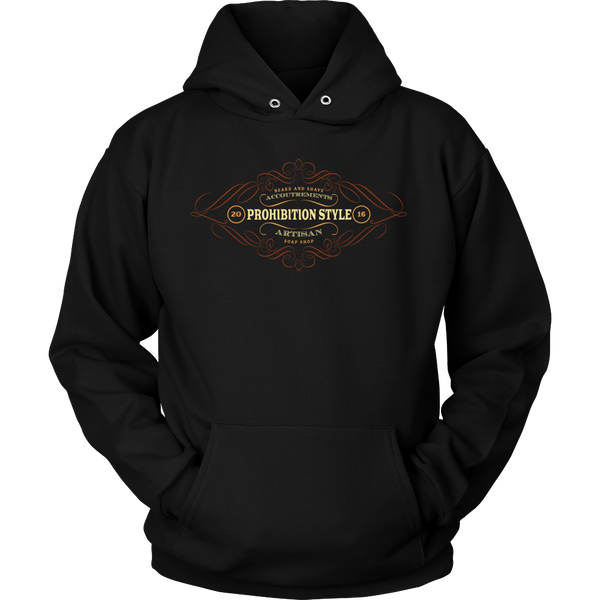 Prohibition Style Logo Hoodie 2