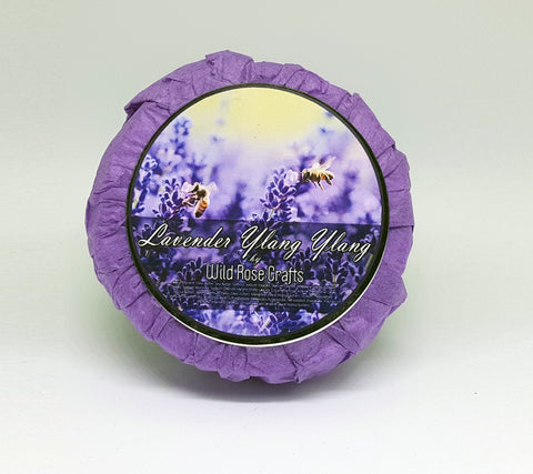 Wild Rose Crafts aka Prohibition Style - Lavender Ylang Ylang - Facial and Body Soap - Prohibition Style