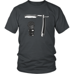 Prohibition Style - Razor and Brush T-Shirt - Prohibition Style