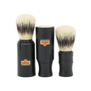 Omega 50014 - Badger Imitation - 100% Boar Bristle Shaving Brush - Prohibition Style