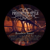 Prohibition Style - Premium Vegan Shave Soap - Bourbon Barrel - Prohibition Style