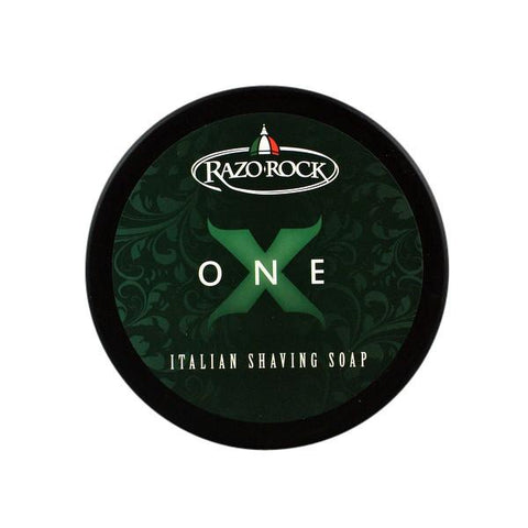 RazoRock One X Artisan Shaving Soap - Prohibition Style
