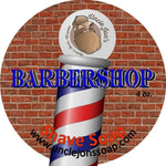 UNCLE JON'S NATURAL SHAVE SOAP - Barbershop - Prohibition Style