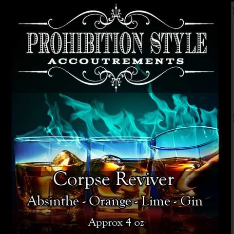 Prohibition Style - Aftershave Balm - Corpse Reviver - Prohibition Style