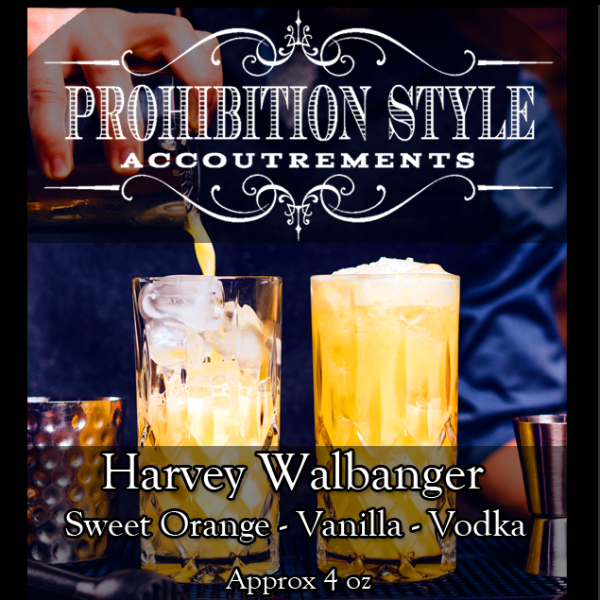 Prohibition Style - Aftershave Balm - Harvey Wallbanger - Prohibition Style