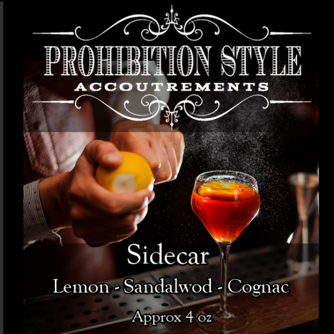 Prohibition Style - Aftershave Balm - Sidecar - Prohibition Style