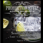 Prohibition Style - Aftershave Balm - Southside Fizz - Prohibition Style