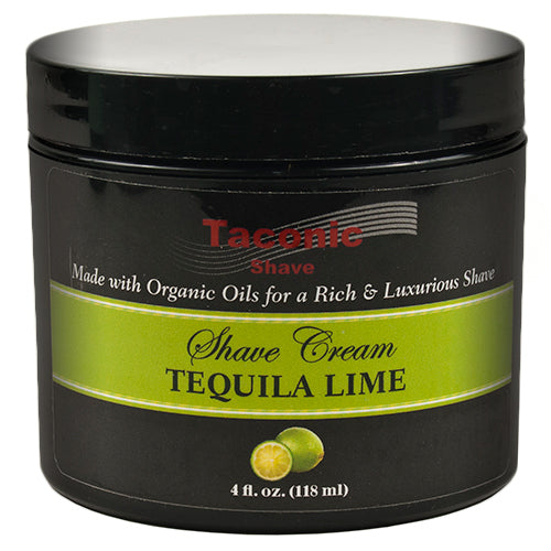 TACONIC TEQUILA LIME SHAVING CREAM - Prohibition Style