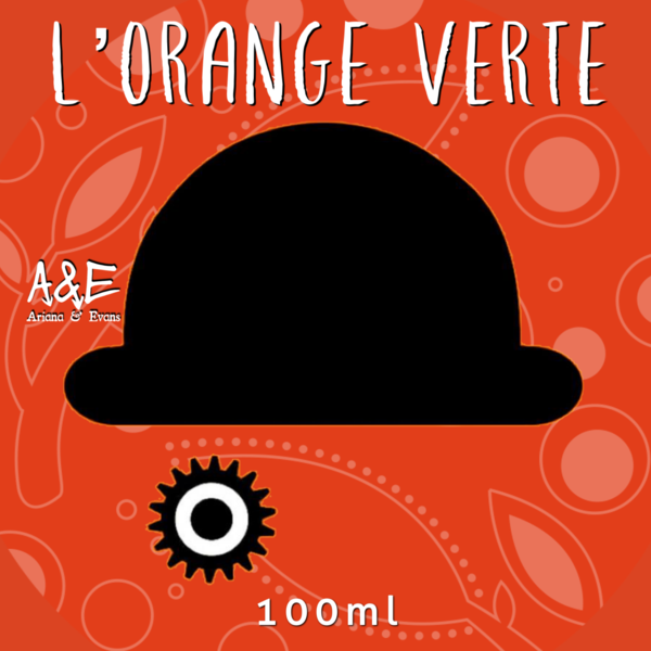 Ariana and Evans - L'Orange Verte Shaving Aftershave Splash & Skin Food - Prohibition Style