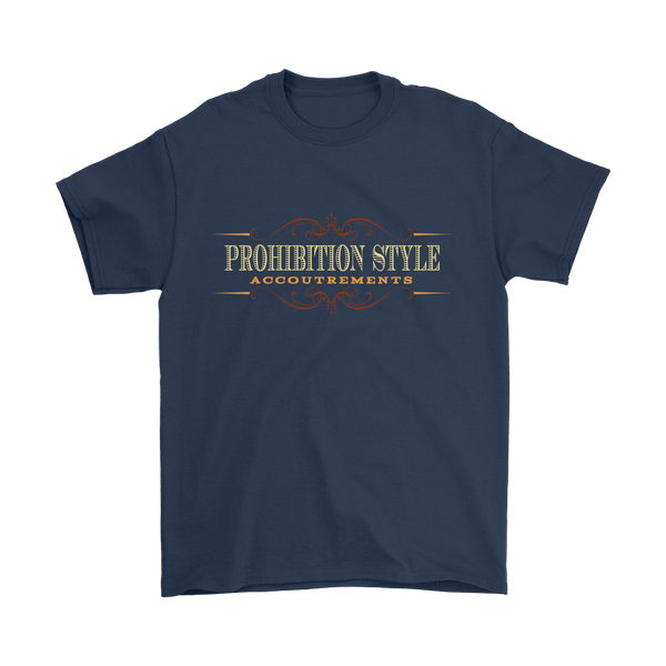 Prohibition Style Logo Mens T-shirt