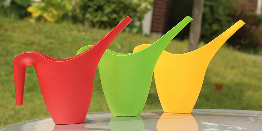 3 Pack Watering Cans