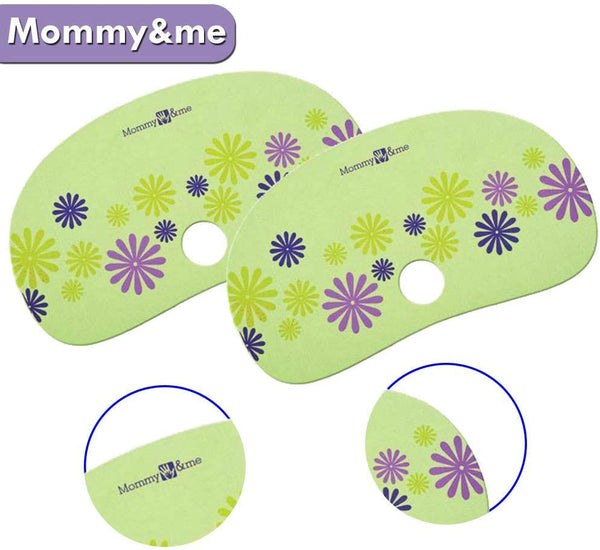 Mommy & Me Kneeling Pad (2 Pack) - Portable Mom Kneeling Mat, Garden Kneeler for Gardening and High Quality Kneeling Pad For Comfort & Protection.