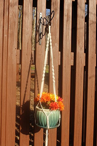 Ashman Butterfly Shaped Plant Hook or Plant Bracket 13.5 inches Long to Hang Bird Feeders.