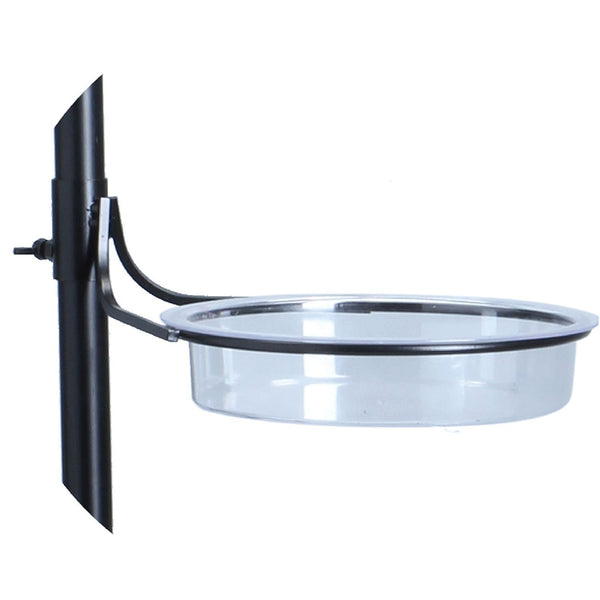 Ashman Premium Bird Feeding Station Acrylic Bath Tray