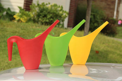Watering Cans Assorted Colors, 201 units