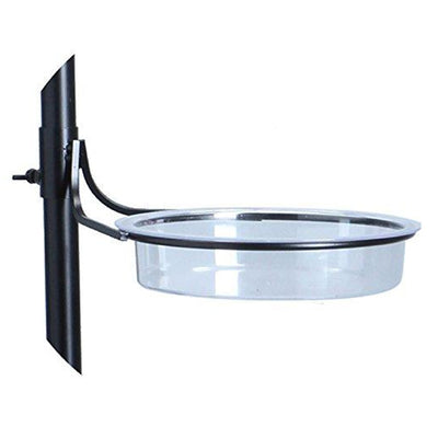 Ashman Premium Bird Feeding Acrylic Bath Tray, Pack of 3
