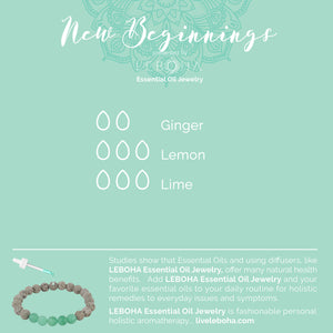 Essential Oil Recipe: New Beginnings