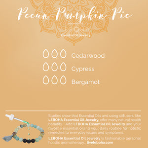 Essential Oil Recipe: Pecan Pumpkin Pie