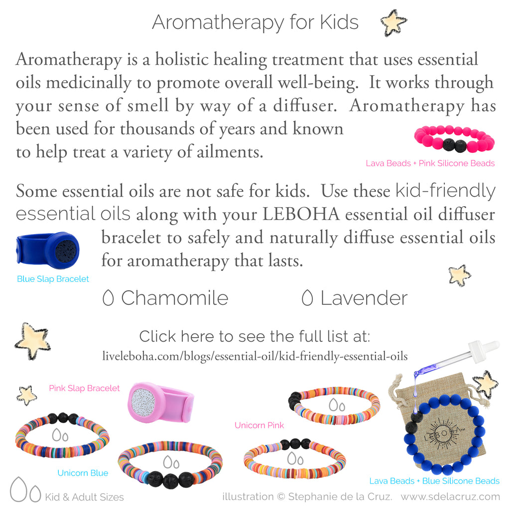 Kid-friendly Essential Oils