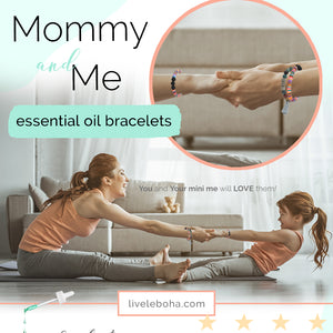 Mommy and Me: fight off illnesses and anxiety