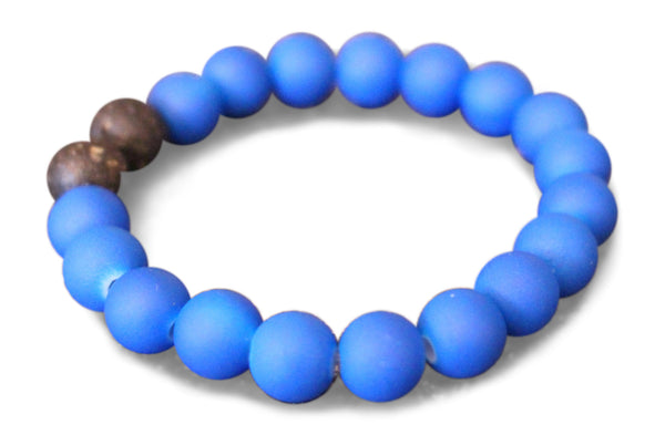 KIDS Lava Rock and Beaded Essential Oil [Diffuser] Bracelet