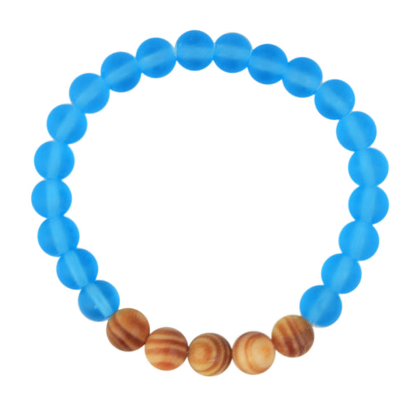 Beach Vibes Essential Oil [Diffuser] Bracelet