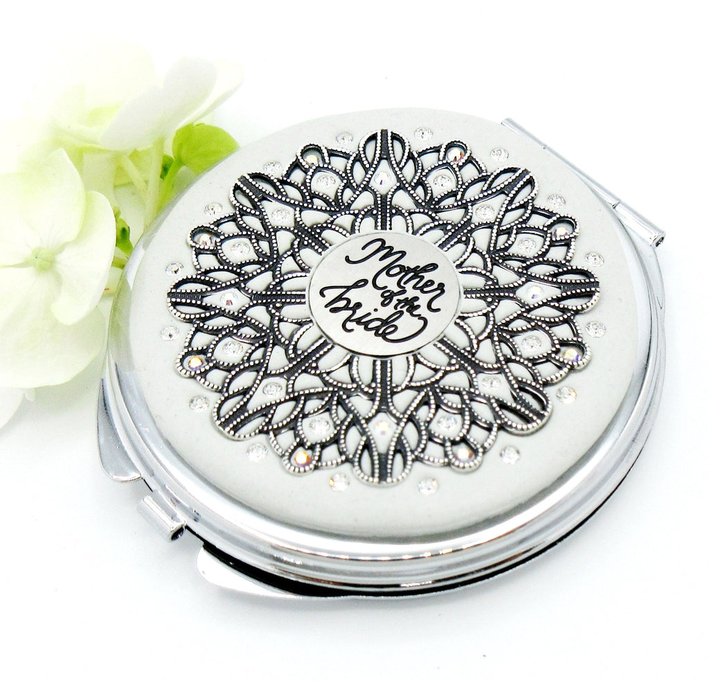 Mother of the Bride Classic Compact Mirror