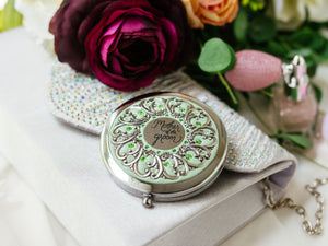 Mother of the Groom Compact Mirror
