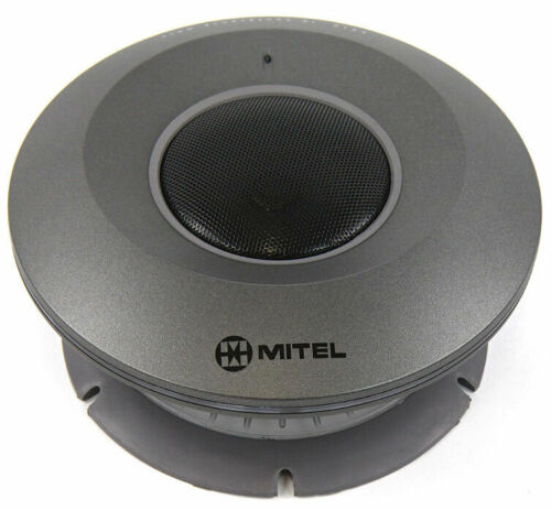 Mitel 50004459 IP Conference Saucer Dark Grey