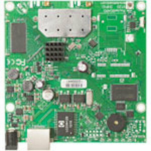 Mikrotik RouterBOARD RB911G-2HPnD small wireless router 2.4Ghz 1x Gigabit port