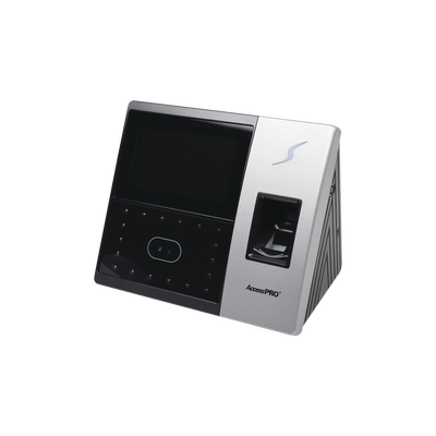 ZKTECO  FCX Facial Recognition Terminal with Fingerprint Reader
