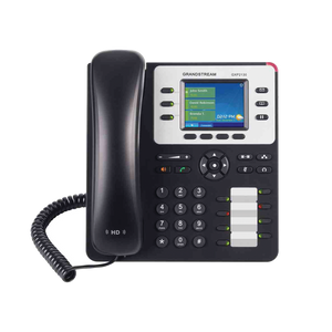 Grandstream GXP2130 -  3 Line HD IP Phone with Color Display - VoIP