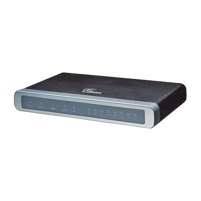 GrandStream GXW-4104 4-Port FXO Analog VoIP Gateway