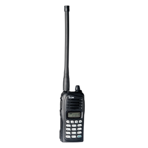 Icom IC-A14/21 Air-Band Radio with 200 Alphanumeric Channels
