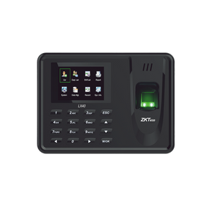 ZKTECO LX-40Z Fingerprint Reader with Keypad for Assistance Control