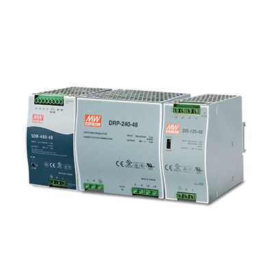 PLANET PWR-240-48 / 240W 48V DC Single Output Industrial DIN Rail Power Supply