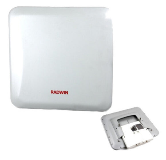 Radwin RW-9614-5359 TurboGain Flat Panel Antenna, 1ft, Dual Polarization, Gain 22dB