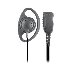 Pryme Lapel SPM1230S - Microphone with Earphone