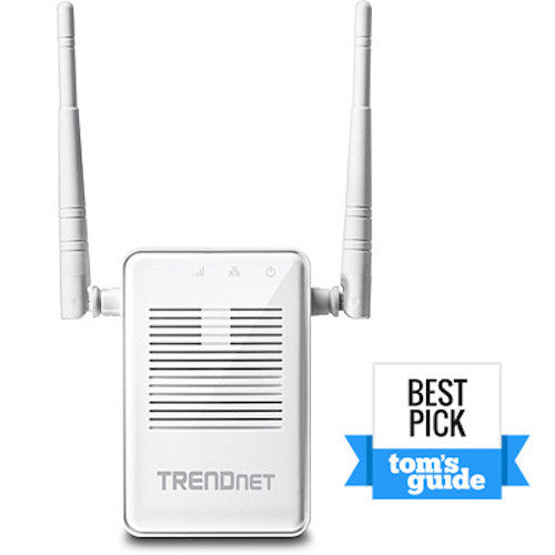 TrendNet TEW-822DRE AC 1200 Dual Band High Power Wifi Extender