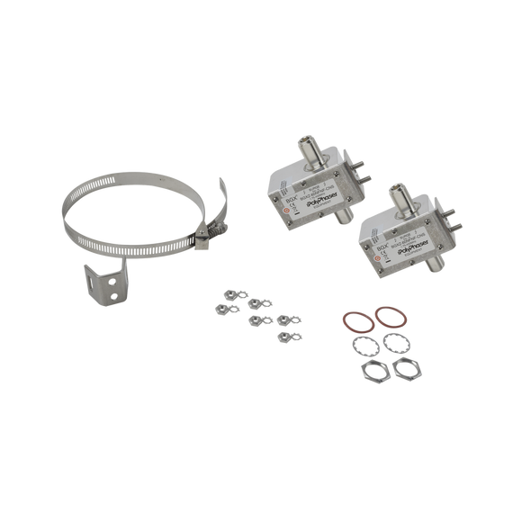 LPU End Kit for PTP800 (1 kit required per coaxial cable) (WB3657A)