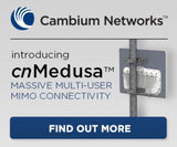 C030045A101A - PMP450m 3GHz AP, Integrated 90 degree Sector Antenna Access Point with cnMedusa Technology