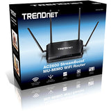TrendNet TEW-827DRUAC2600 Dual Band Wireless AC Router