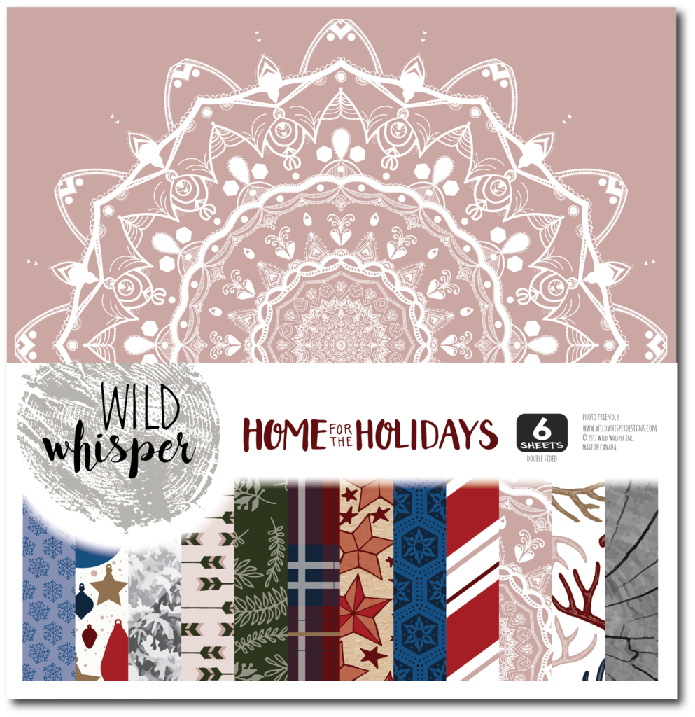 Home for the Holidays is HERE! Cathy shares a Card!